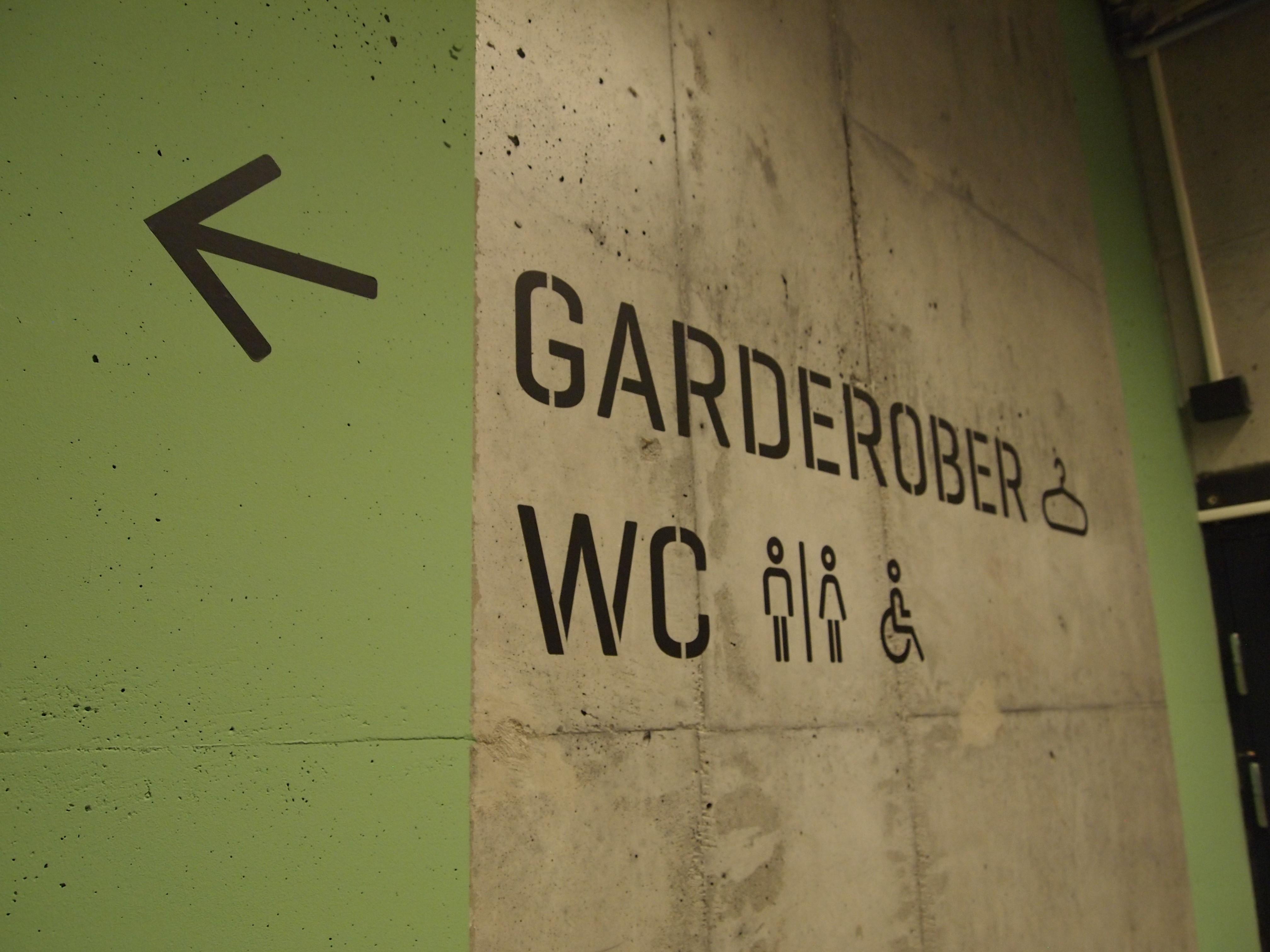 Foliedekor til Litteraturhuset i Fredrikstad banner Banner P1144587