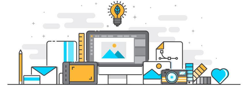 merkevarebygging Merkevarebygging – Viktig for din bedrift grafisk banner 860x300