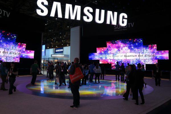 Er tiden inne for digital skilting? Er tiden inne for digital skilting? samsung display 600x400